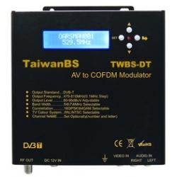 數位電視頻道器(大樓加裝1台數位頻道用)