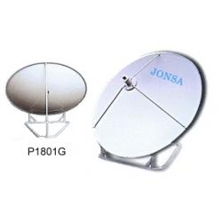 180CM-日本BS專用天線組合(台灣製高增益正焦天線+BS/CS集波器)