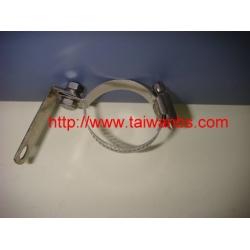 KU頻一鍋雙星套件-(簡易型螺絲不鏽鋼製)