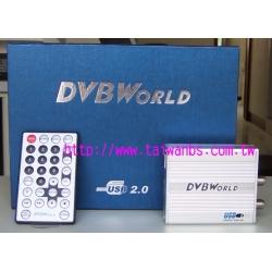 電腦用USB介面衛星電視接收盒